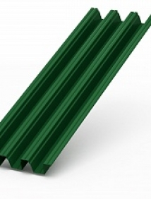 Профилированный лист Н-114х600 с покрытием